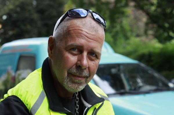 Vår utsände Roger Karlsson Uhrman såg till att kameran och pennan gick varm under dagen.