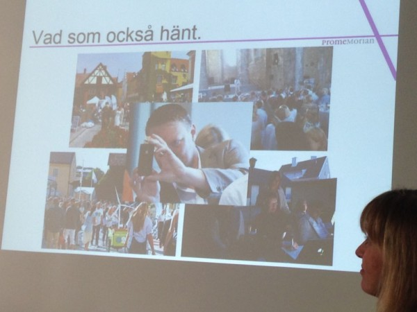 Niklas Svensson från Expressen har förändrat spelplanen i Almedalen
