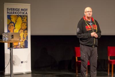 Sverige mot narkotika i Landskrona. Foto: Joakim Berndes