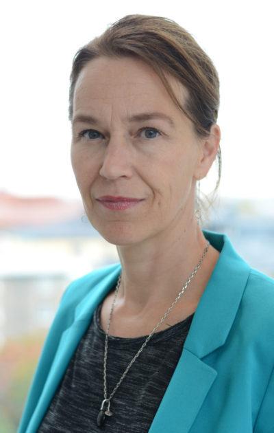 Olivia Wigzell, Generaldirektör. Foto: Socialstyrelsen