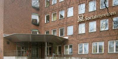 Socialstyrelsens huvudkontor i Stockholm. Foto Wikimedia Commons, Creative Commons Attribution-Share Alike 3.0 Unported license.