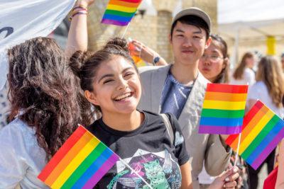 Happy Pride. Foto: Joakim Berndes